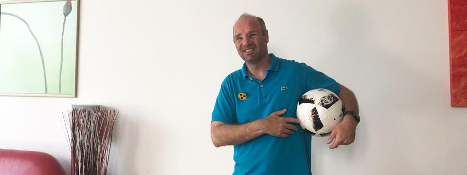 Fußball, ein Sport für Blinde?