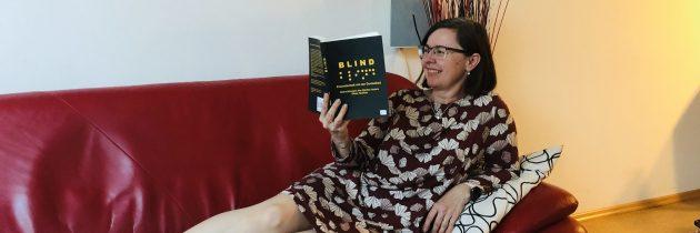 Teil drei: Buchvorstellung: Blind – Freundschaft mit der Dunkelheit!