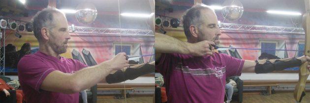 Bogenschießen, ein Sport für Blinde?