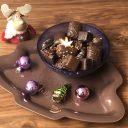 So schmeckt also Weihnachten?;-)