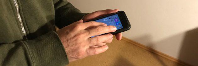 Das iPhone, ständiger Begleiter, oder doch schon Hilfsmittel?