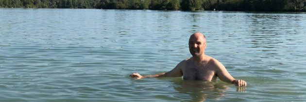 Schwimmen ohne Barrieren, die Saison ist vorbei!