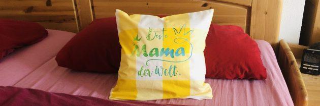 Mutter ich danke dir von Herzen!